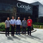 Dickson Realty Visits with Google Senior Leadership