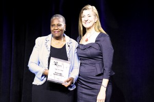Judge Darlene Byrne in Travis County (Austin), Tex. was named Judge of the Year at the 2015 National CASA Awards of Excellence.