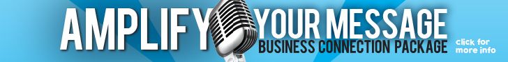 Amplify your message with the Business Connection Package
