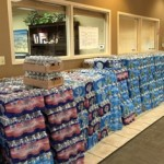 Berkshire Hathaway Home Services Nevada Properties Gives 49,000 Bottles of Water to Las Vegas Rescue Mission