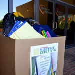 The 2015 Bank of Nevada School Supply Drive lets employees, customers, and general public provide the supplies many students will need this school year.