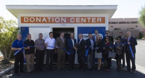 For the first time in Goodwill of Southern Nevada's 40-year history, a local bank is donating space at multiple branches for convenient donation locations.