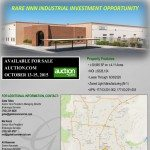 Rare Investment Opportunity – NNN Leased Industrial Property