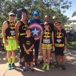 More than $200,000 was raised for children with cancer at the Superhero 5K with Chet Buchanan, a record for the Candlelighters Childhood Cancer Foundation