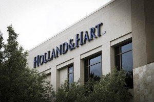 """Holland & Hart, Nevada's largest full-service law firm, will host """"Law on Tap"""" Oct. 28 from 4:30 to 6:30 p.m. at the Holland & Hart offices in Reno."""