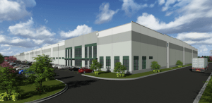 Dermody Properties and PCCP broke ground on a 475,800-square-foot industrial facility at 4200 E. Braden Blvd. in Forks Township, Pennsylvania.
