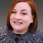Melissa Zimbelman, WCR 2016 Pres