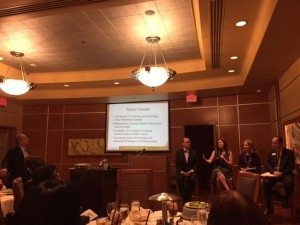 Members of NCGC recently met with nonprofit executives to share insights about corporate philanthropy in Nevada