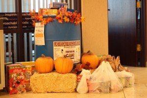 LV Rescue Mission food drive_McCarran Center
