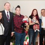 Army veteran Dillon Erickson and his family will receive the ultimate holiday gift this year from Heroes Hand Up.