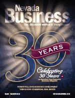 View the March issues on the Nevada Business Magazine!