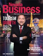 View the February issues on the Nevada Business Magazine!