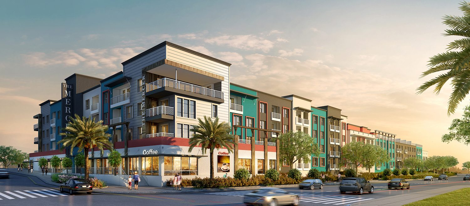 Storybook homes breaks ground on the mercer for Storybookhomes com