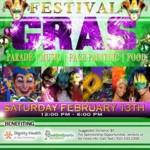 Celebrate Mardi Gras at Lake Las Vegas
