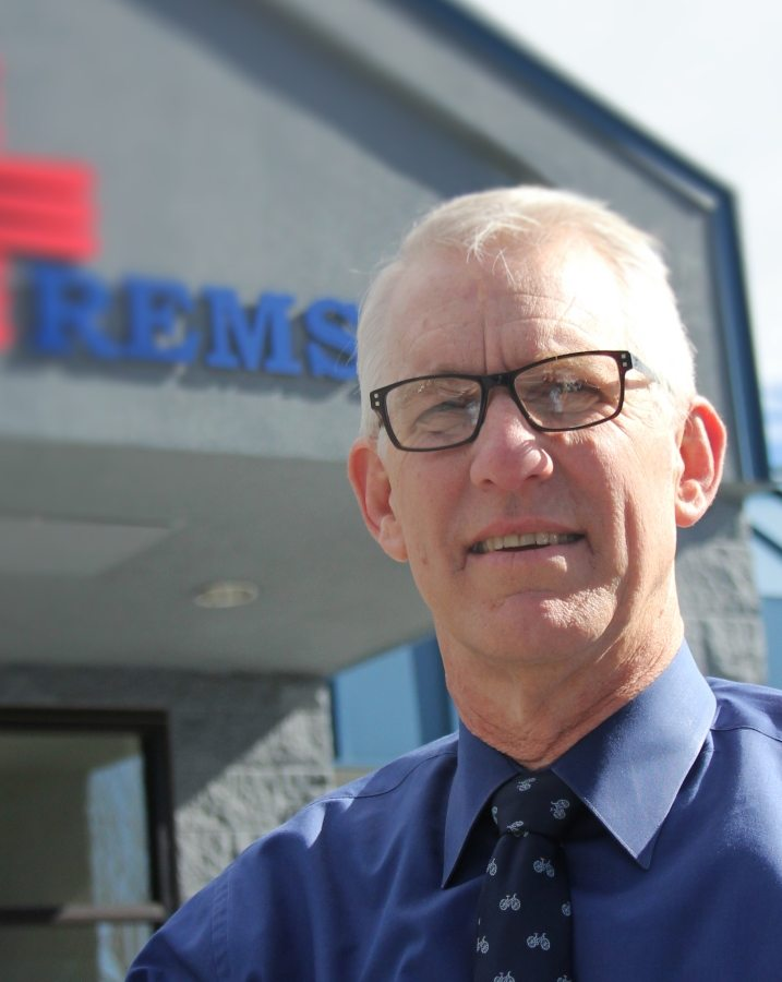 REMSA Names Dean Dow New President and CEO