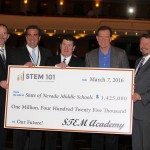 $1.4 Million in STEM Curriculum Gifted to Nevada Schools at BE Engaged Summit