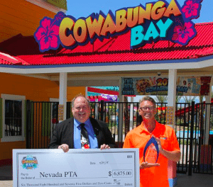 Award winning Cowabunga Bay water park will kick off its Cowabunga Cares initiative on March 12 to benefit several children's non-profits in the community
