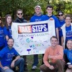 Help local children and adults with Inflammatory Bowel Diseases (IBD) at the Take Steps for Crohn's & Colitis Walk.