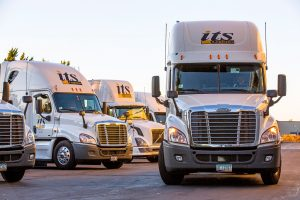 The fast-paced, fast-growing freight brokerage operations of ITS Logistics will move into office space that nearly triples the size of its previous home.