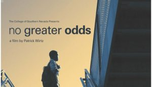 "CSN is pleased to present the documentary, ""No Greater Odds,"" at a Capitol Hill screening with federal policy makers Wednesday night."