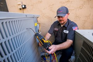 Goettl Air Conditioning owner Ken Goodrich suggests planning ahead to keep your family safe and comfortable.