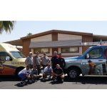 The Sunny Plumber and Goettl Air Conditioning Partner With Bishop Gorman Football Players to Help Las Vegas Widower