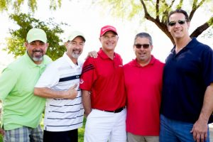 The 4th Annual Golf 4 The Kids Tournament raised an impressive $60,000 through corporate sponsorship's, foursomes, and donations on the day of the event