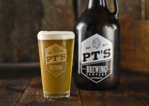 PT's Entertainment Group (PTEG) announced that guests of it taverns can now enjoy PT's Brewing Company's signature house brews at each location.