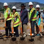 Nevada Rural Housing Authority Breaks Ground on Richards Crossing Housing Facility in Carson City to Benefit Homeless Veterans
