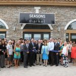 Seasons Market Ribbon-Cutting