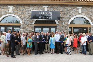 The new Seasons Market has opened in MonteLago Village at Lake Las Vegas.
