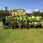 Young REALTORS Celebrate Summer with the Children of St. Jude's Ranch
