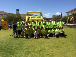 The GLVAR and its Young Professionals Network (YPN) are celebrating the beginning of summer with the kids at St. Jude's Ranch for Children.