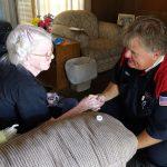 Good Deed Brings Cool Relief to Las Vegas Homeowner