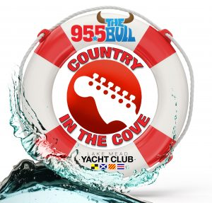 LOCASH and Tara Thompson headline the annual Country In The Cove beach party on Sunday, Aug. 28. Presented by 95.5 The Bull and Corona.