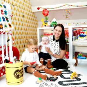 """Children's high-end interior design is about to become the latest """"must-have"""" in Las Vegas, thanks to Jannicke Ramsø and her new company, Tiny Little Pads."""
