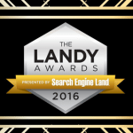 Noble Studios has been named to the list of finalists in the 2016 Search Engine Land (Landy) Awards