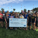 Colliers International – Las Vegas and Links for Life Foundation Donate More Than $7,500 to Candlelighters Childhood Cancer Foundation