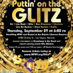 Liberace Mansion Opens Doors for Puttin' On the Glitz to Benefit Nevada Partnership for Homeless Youth on Sept. 29: Special Performances by Broadway in the Hood and Pianist Wes Winters