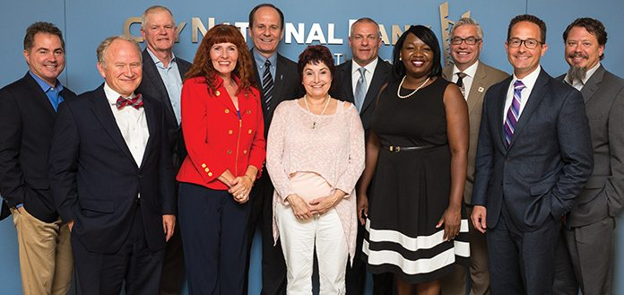 Len Jessup, University of Nevada, Las Vegas • Michael Wixom, Nevada System of Higher Education, Board of Regents • Glenn Christenson, SAGE Commission Connie Brennan, Nevada Business Magazine • Paul Stowell, City National Bank • Judi Steele, The Public Education Foundation • Paul Green, University of Phoenix Tiffany Tyler, Communities in Schools • Bart Patterson, Nevada State College • Spencer Stewart, Western Governors University Nevada • Pat Skorkowsky, Clark County School District