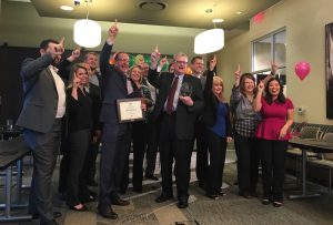 Accounting Today, announced JW Advisors (JWA) of Las Vegas earned the top spot on its 2016 Best Small Firms to Work For