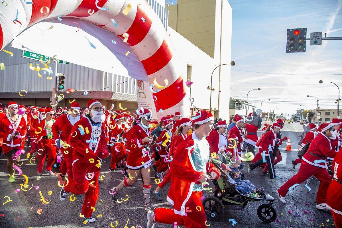 Opportunity Village's 'Las Vegas Great Santa Run' Registration Now Open