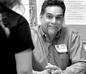 Meet René Cantú Jr. Ph.D., executive director of Jobs for Nevada's Graduates.