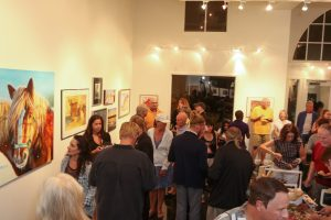 For the holidays, the Lake Las Vegas community has sponsored a Winter Holiday Juried Art Show with participation by 30 to 40 Southern Nevada artists