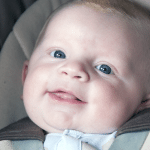 Thick winter coats or snowsuits can compromise the safety of your child's car seat.