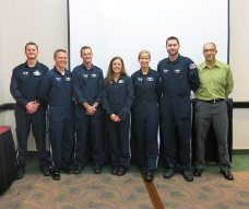 Care Flight, the region's non-profit, critical care air transport service hosted its semi-annual Wings, Pins and Awards ceremony.