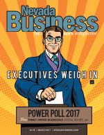 Nevada Business Magazine March 2017 View Issue