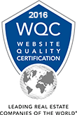 Dickson Realty, a market leader in Reno-Sparks-Lake Tahoe real estate, has been awarded the WQC from Leading Real Estate Companies of the World.