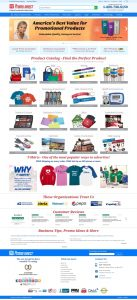 Promo Direct, voted 2017's #1 Promotional Product Store by TopTenReviews.com, has started the year with a website revamp.