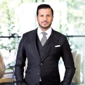 Farhan Naqvi, managing partner of Naqvi Injury Law